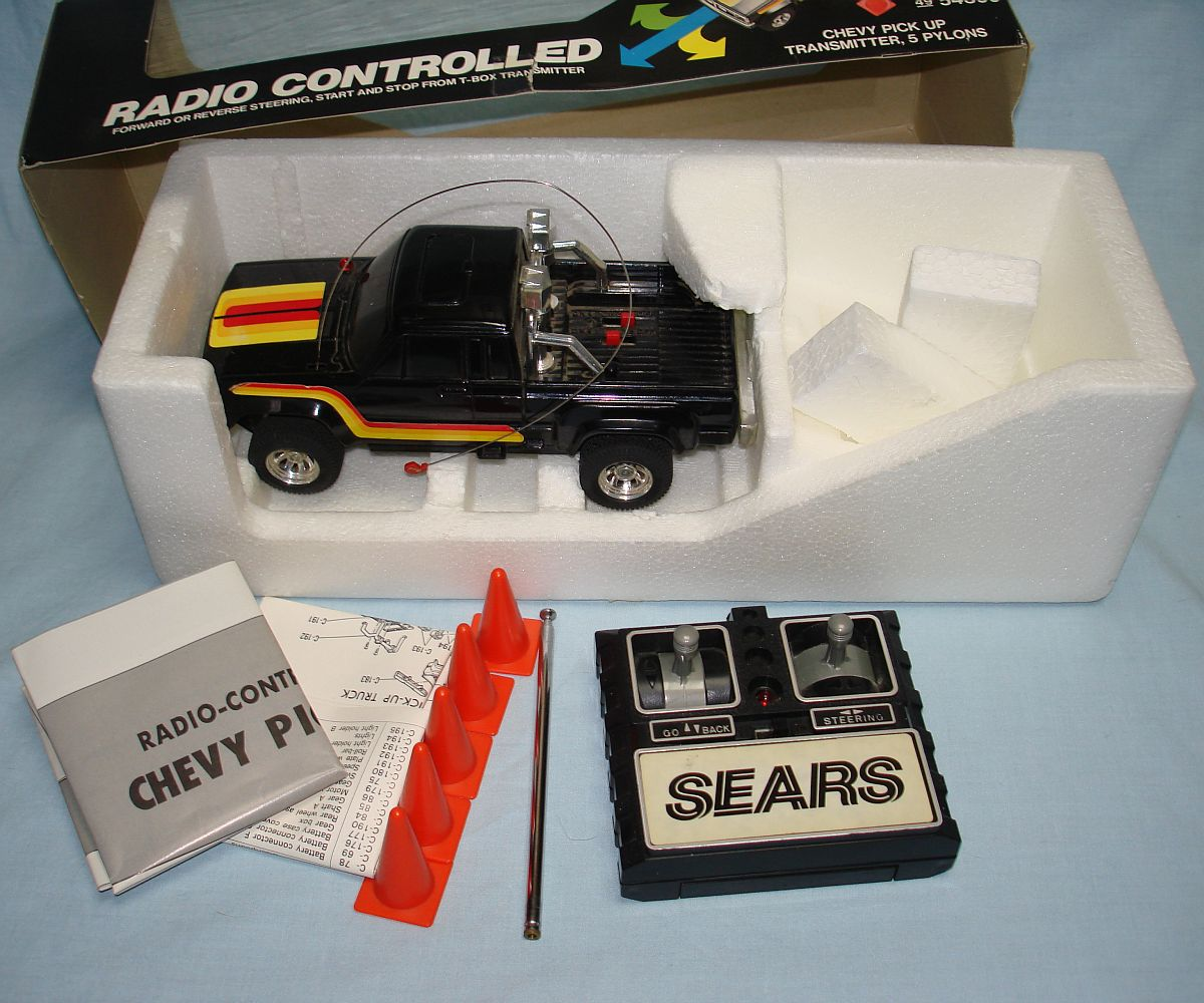 vintage sears battery-powered toys jpg 1200x900