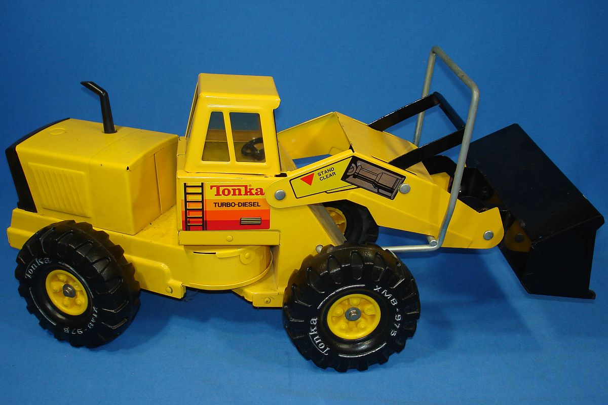 Vintage Mighty Tonka 60