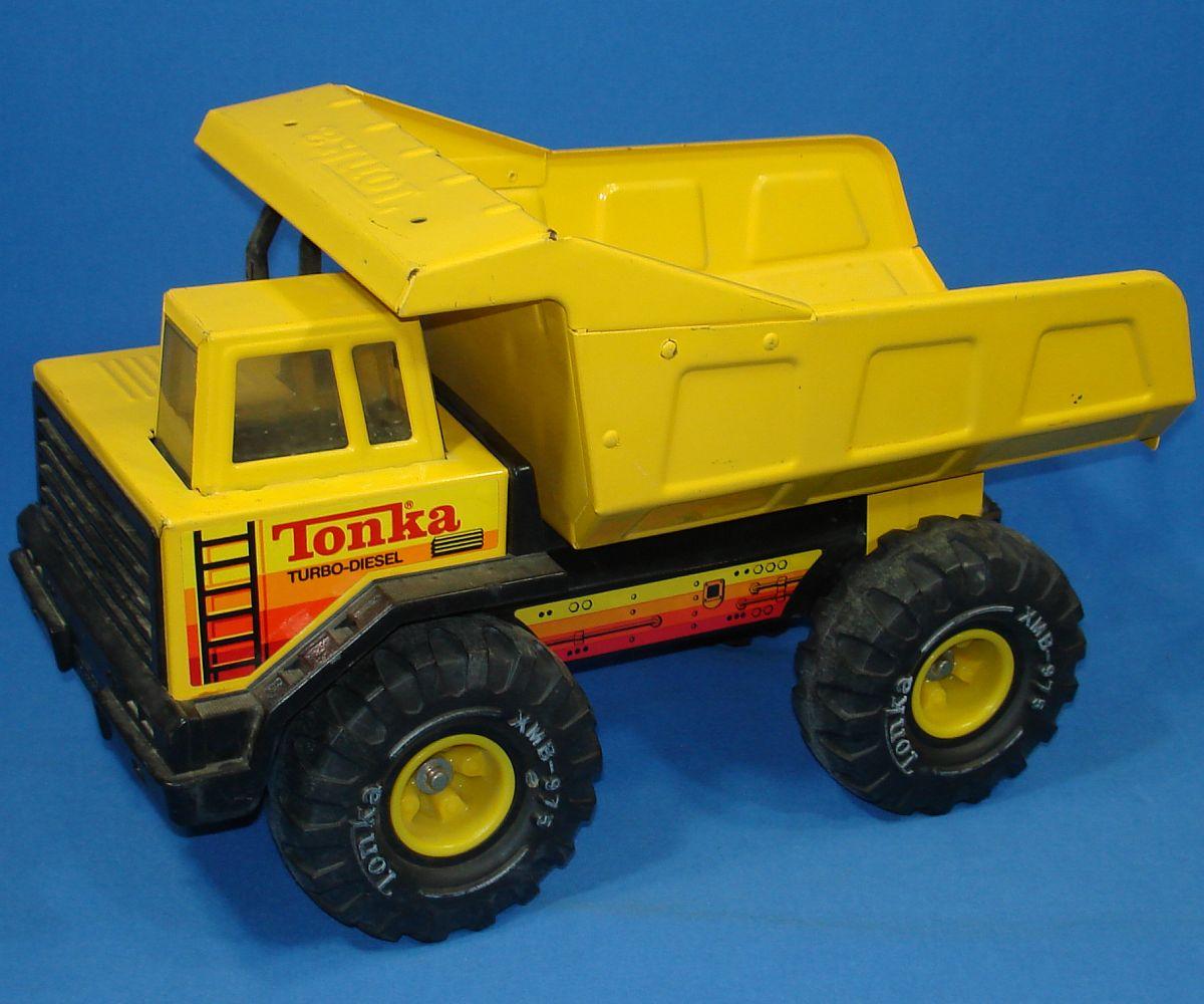 Vintage Mighty Tonka 16