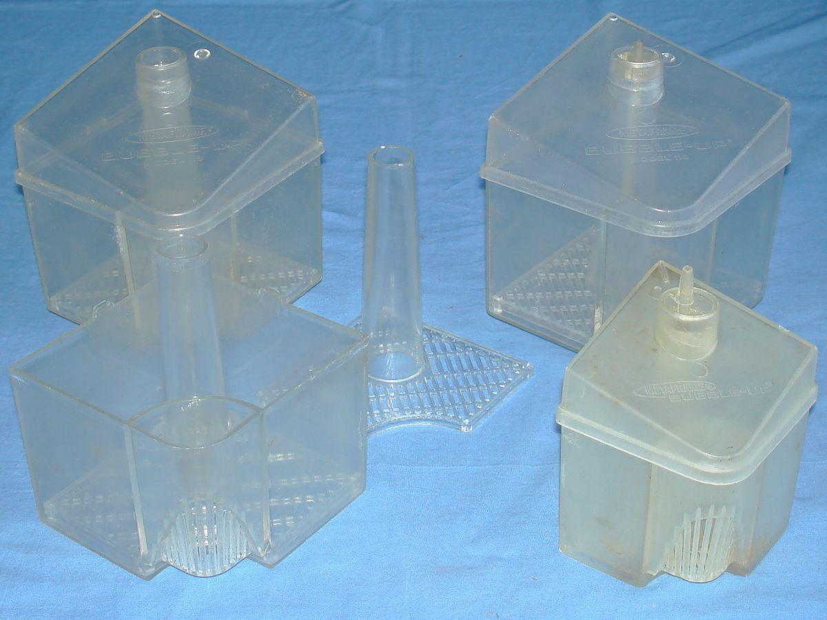 Metaframe Bubble Up Tropical Fish Tank Aquarium Corner Filters Extras