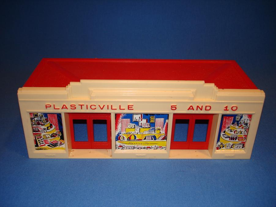 Plasticville 5 And 10