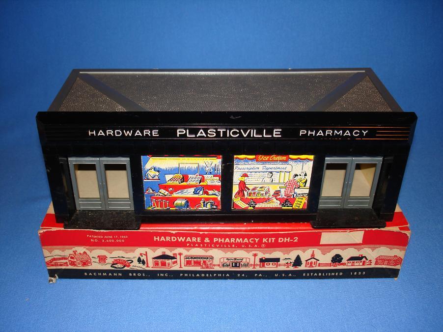 Plasticville Hardware Pharmacy