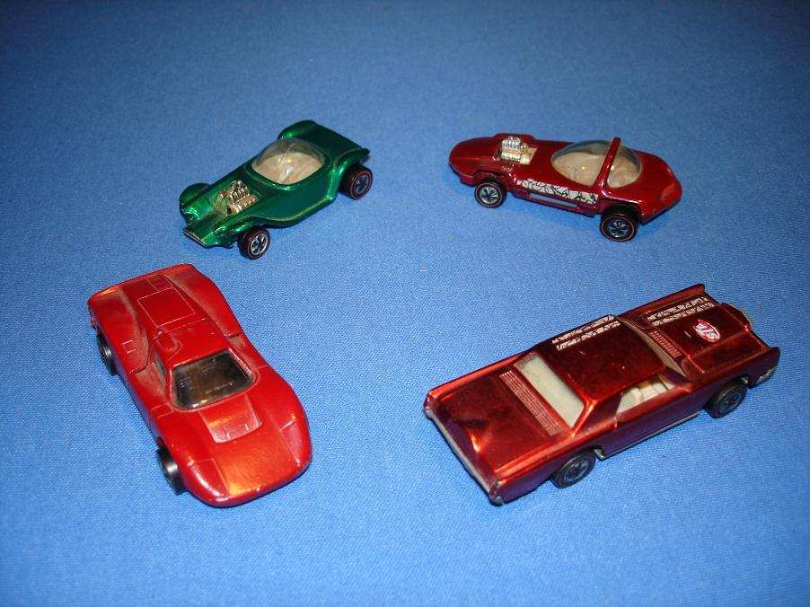 Mattel Hot Wheels Diecast Bodies NFS - Not For Sale