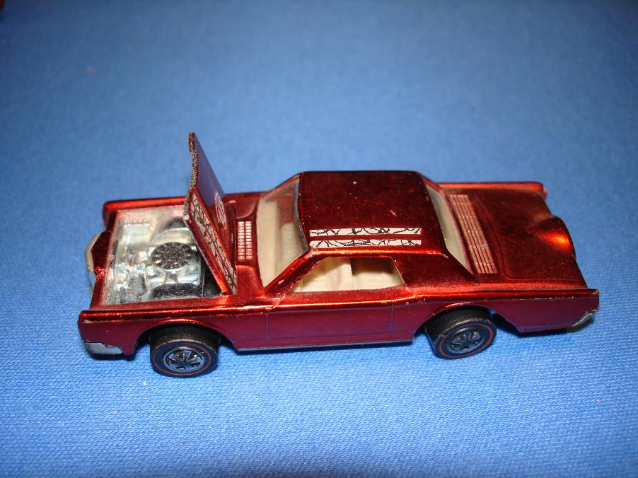 Mattel Hot Wheels Diecast Ford Mark III