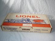 Lionel 027 Trains 11311 Set Box