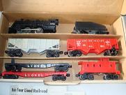 Lionel 027 Trains 11311 Set Contents