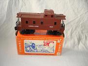 Lionel 027 Trains 6017 Caboose