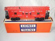 Lionel 027 Trains 6517 Caboose