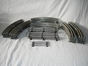 38 Sections Lionel O Train Track