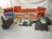 Vintage Lionel 027 Gauge Model Train Collection