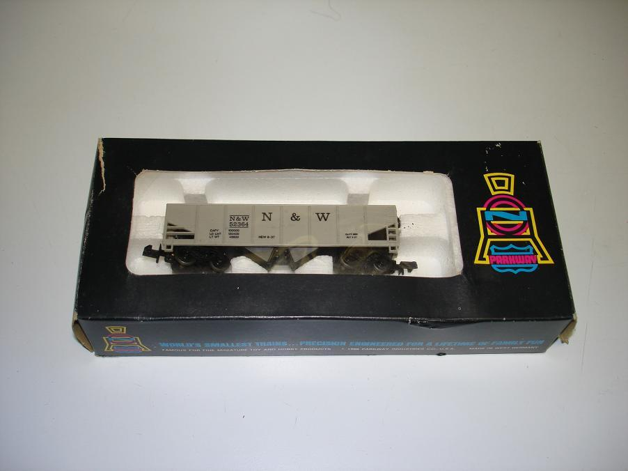 Parkway N Gauge Model Train Gondola