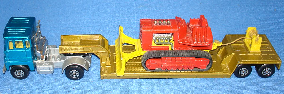 Tiny Crawler Bulldozer - Antique Tractor Ads  Info