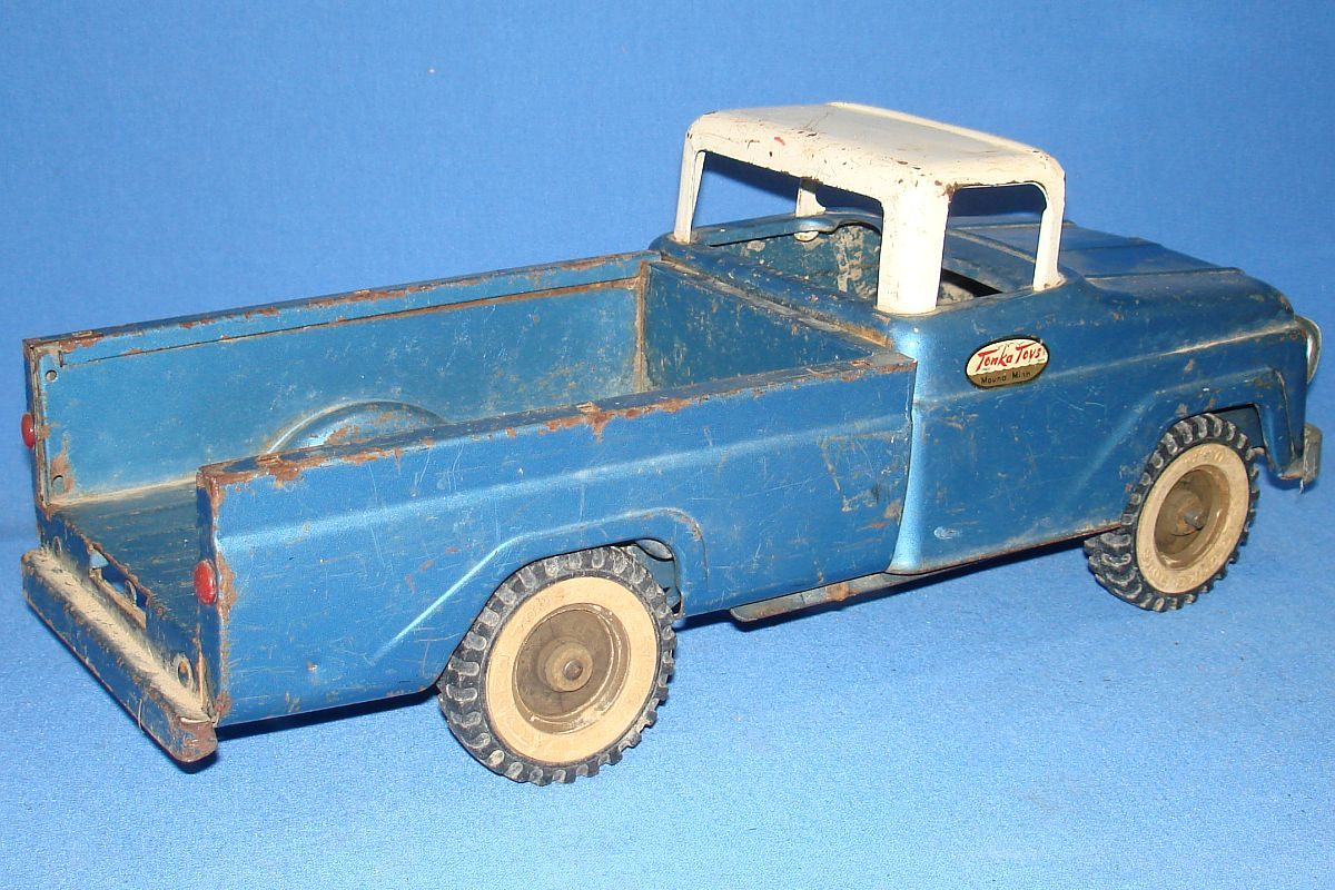 Metal Toy Trucks 6