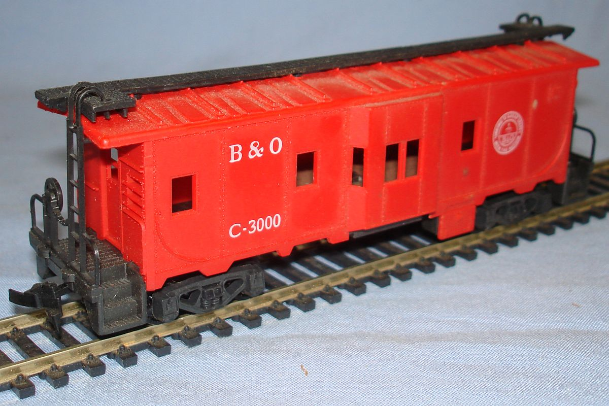 Vintage Ho Train 33