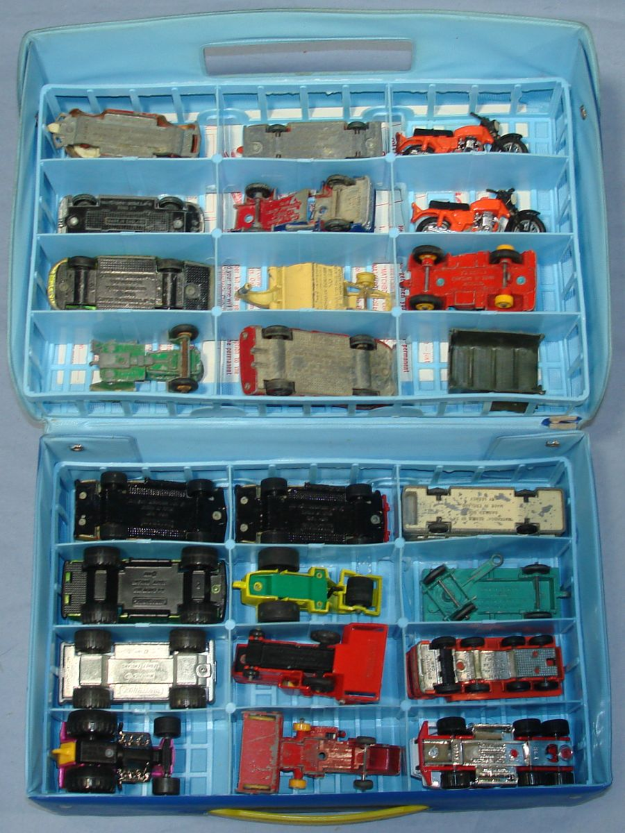 MATCHBOX CARS COLLECTIBLES: RARE MATCHBOX CARS