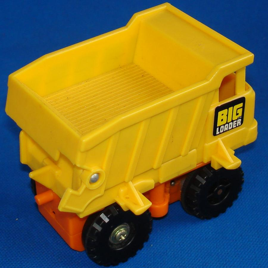 Tomy Big Loader Construction Set #5001 Dump Truck Bed