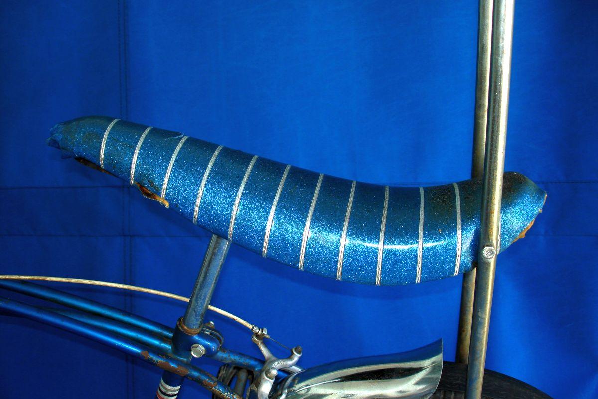Muscle Bike Blue Banana