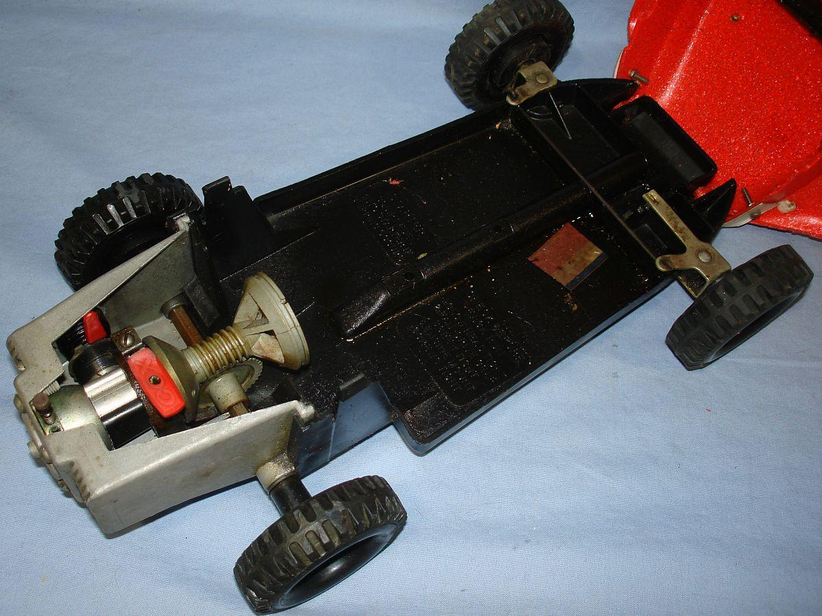 Vintage VW Volkswagen Meyer Manx Metallic Red Dune Buggy .049 Engine