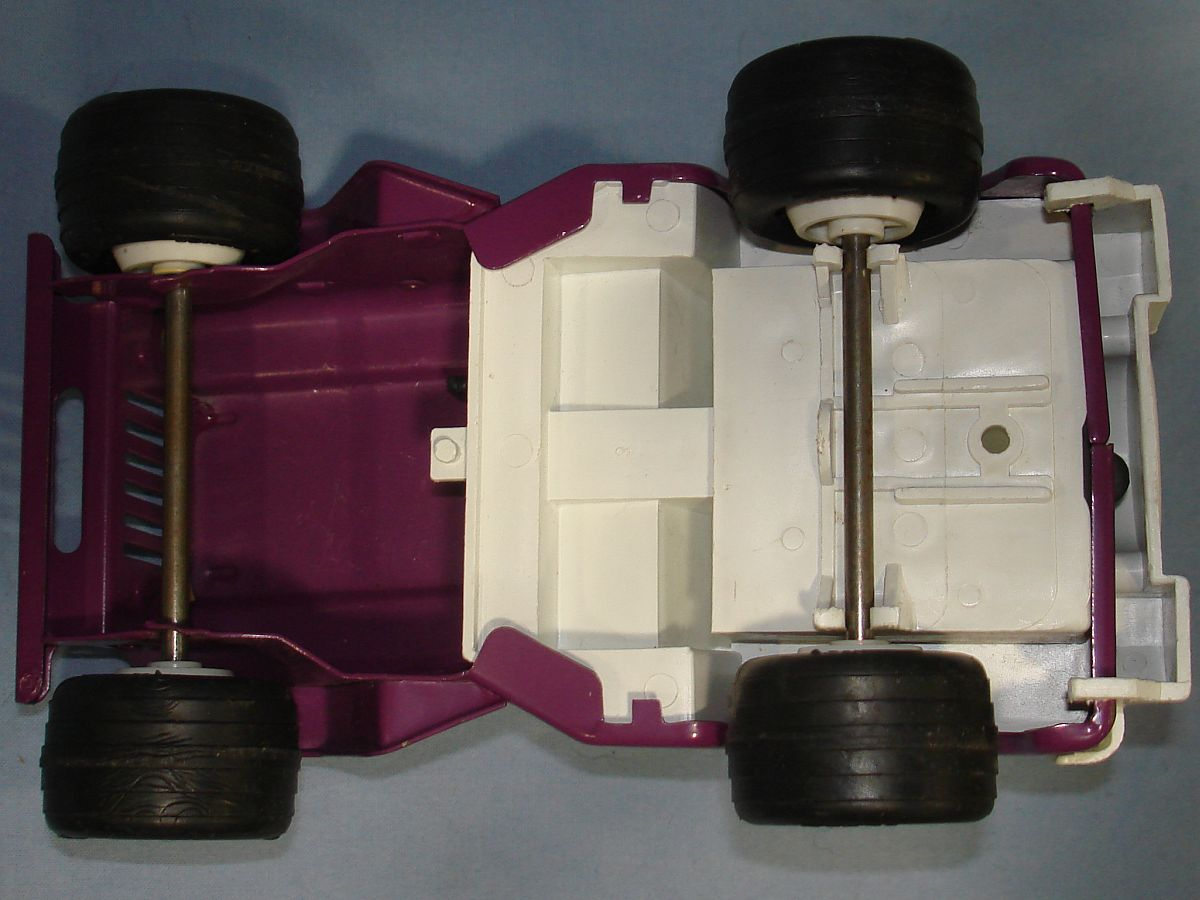 Tonka Purple Beach Buggy