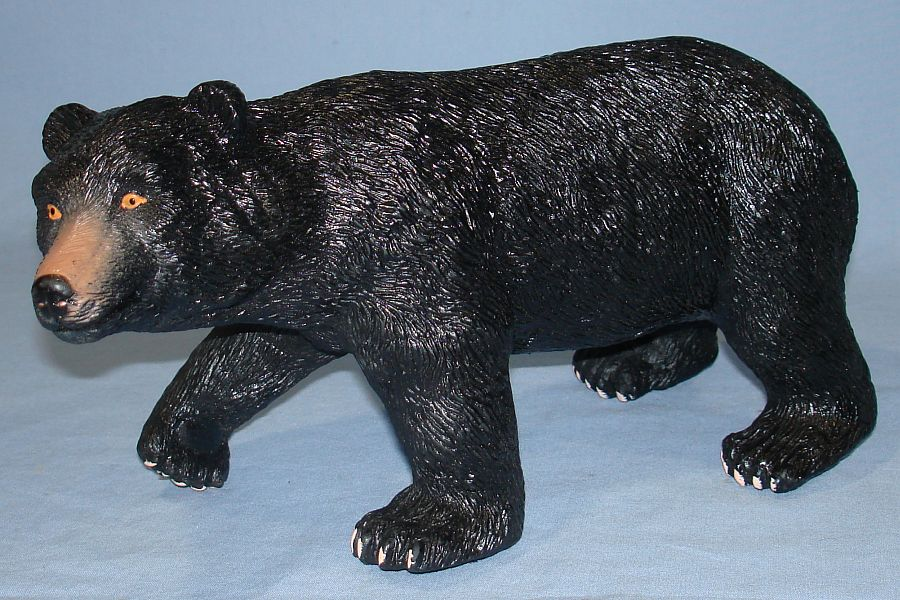 Toy Major Trading Company Black Bear