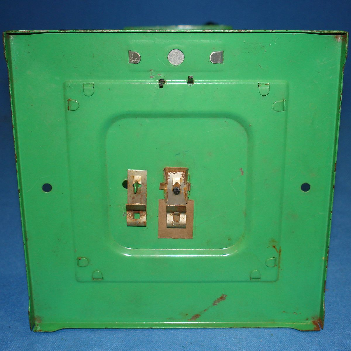 Vintage Lionel Corporation Green Train Floodlight Tower #395 Base