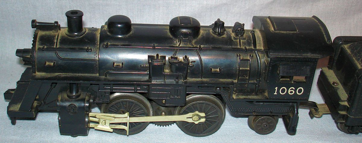 Lionel 027 Gauge Postwar #1060 Scout Train Engine Locomotive