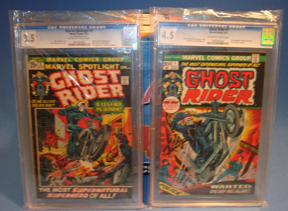 Comic Book Motorcycle Marvel Comic Books Ghost Rider