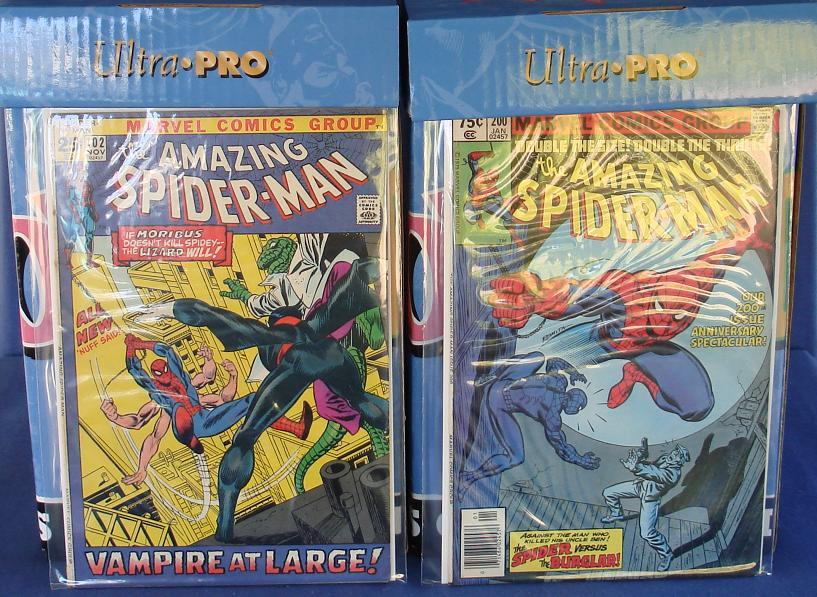Marvel Comic Books Amazing Spiderman Issues 102 To 279