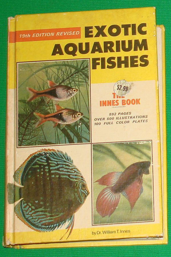 Metaframe Fish Tank Dr William Innes Exotic Aquarium Fishes