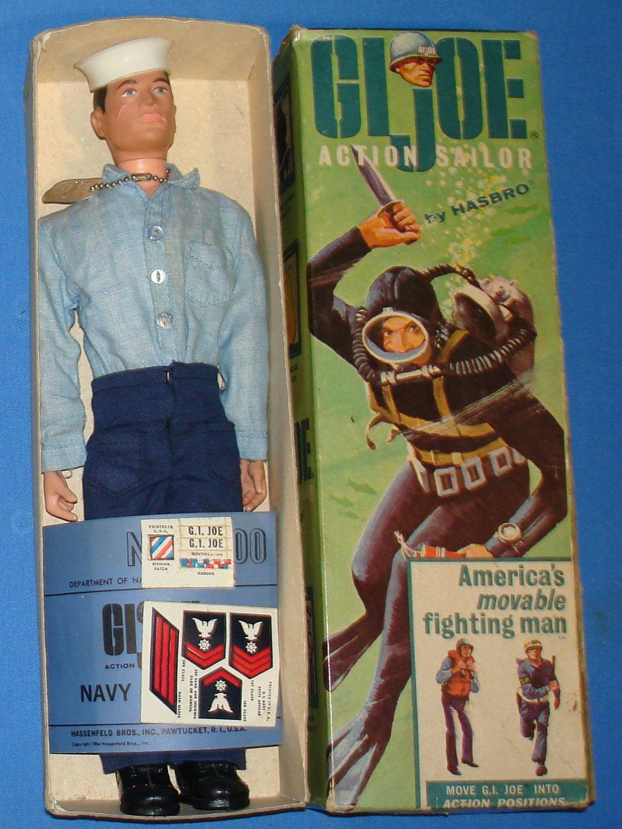 Vintage Hasbro Toy 99