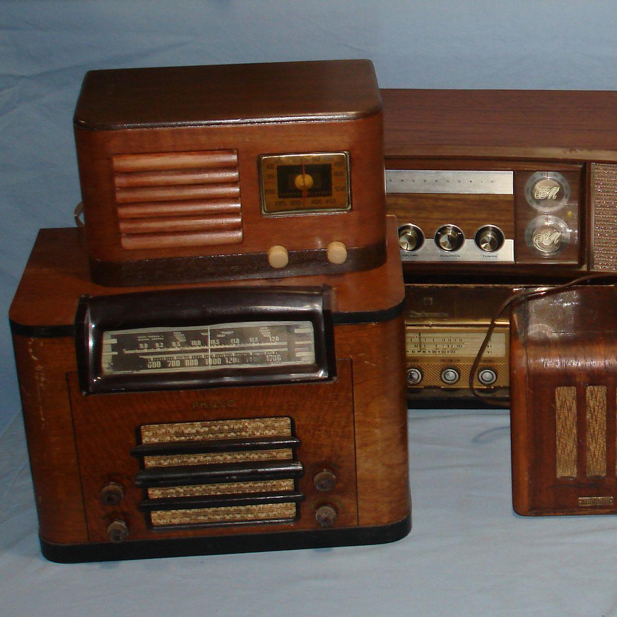 Philco Vintage Radio 99